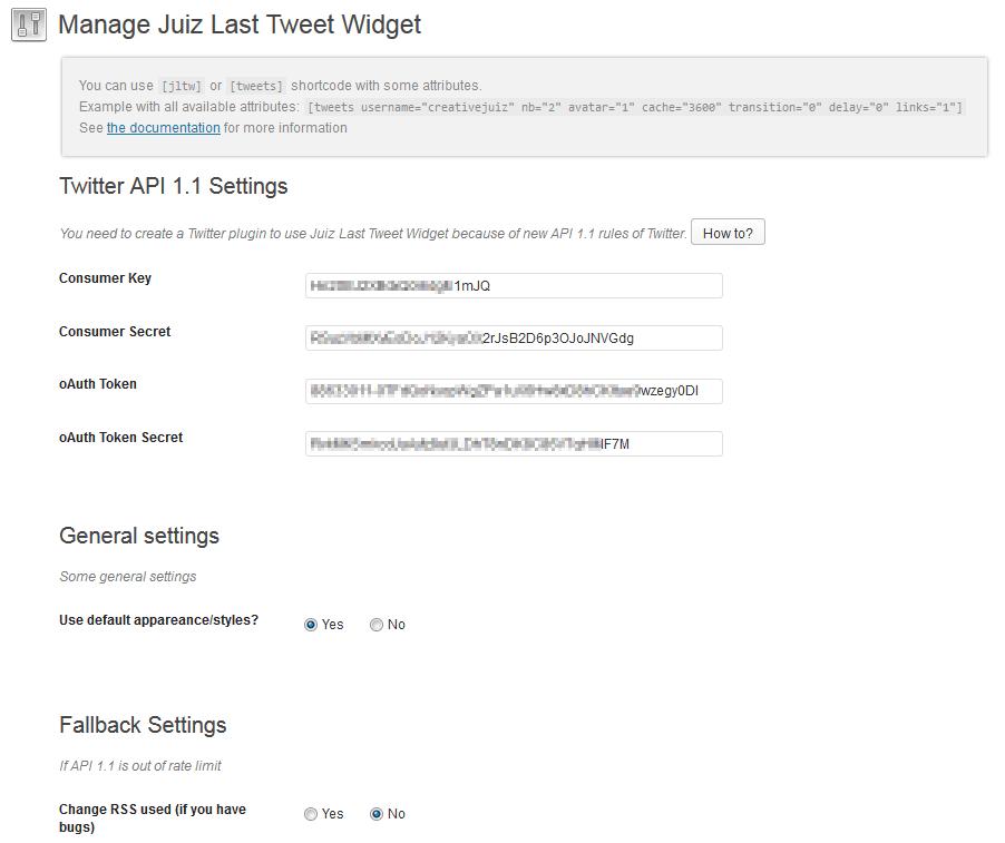 Index Of Wp Content Plugins Juiz Last Tweet Widget